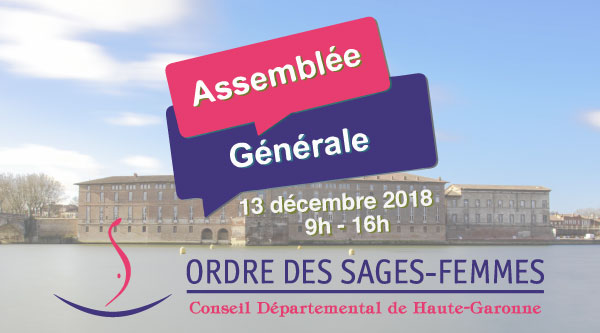 Assemblée Générale de l'Ordre départemental 31